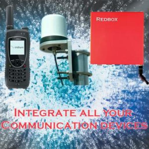 Iridium Extreme Deluxe Integrated Comms Package