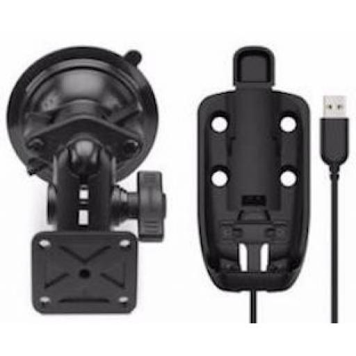 Garmin inReach Powered Mount with Suction Cup