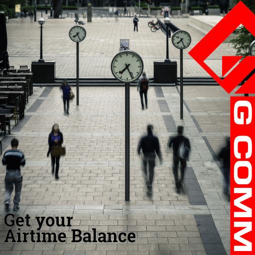 What's My Balance?