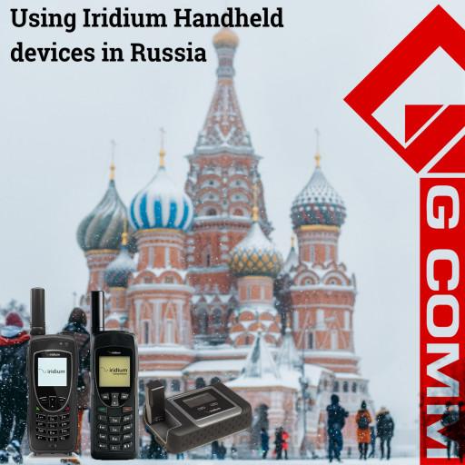 Using Iridium Satellite Comms in Russia