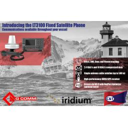LT-3100 Iridium Communications System